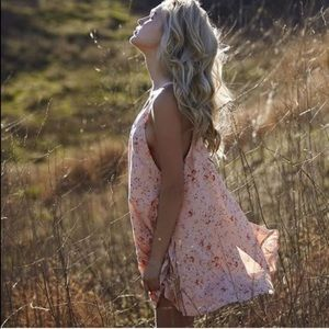 Flynn Skye | Maisey Mini Floral Tank Dress Sz M